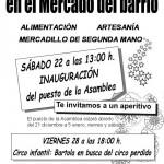 Estas navidades, abrimos un puesto en el Mercado de Tirso de Molina. ¡Ven a conocerlo!