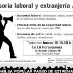 Asesoría laboral y extranjería gratuita