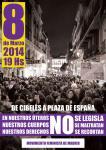 Quincena de lucha feminista y manifestación 8 de marzo