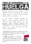 Actividades del Barrio para la Huelga del 29M!!
